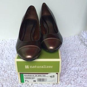 Naturalizer Nourish-N, Dark Brown
